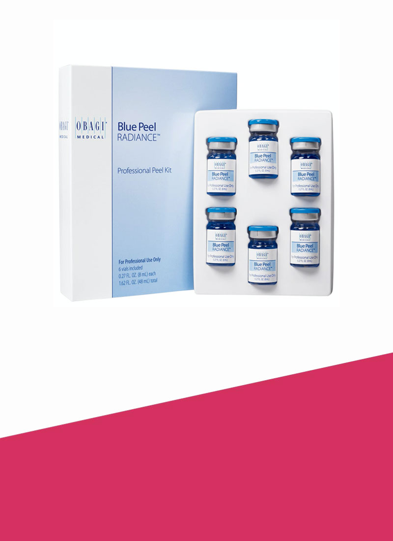 Obagi Blue Peel Radiance Available at Rewonder